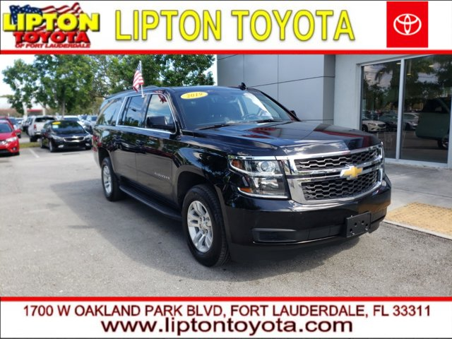 Used 2019 Chevrolet Suburban in Ft. Lauderdale, FL