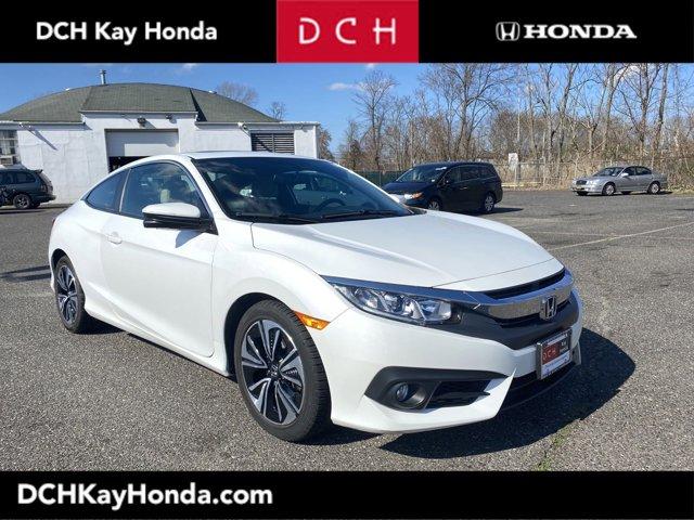 Used 2017 Honda Civic Coupe in Eatontown, NJ