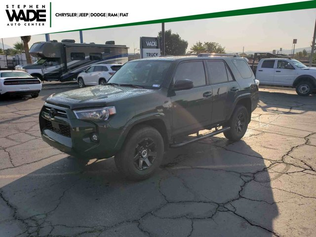 Used 2021 Toyota 4Runner Trail Special Edition