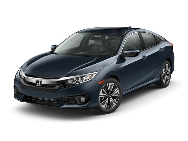 Used 2017 Honda Civic Sedan in Olympia, WA