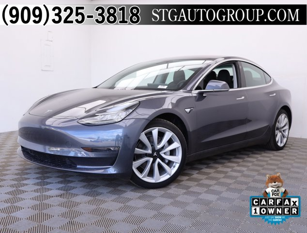 Used 2019 Tesla Model 3 in Ontario, Montclair & Garden Grove, CA