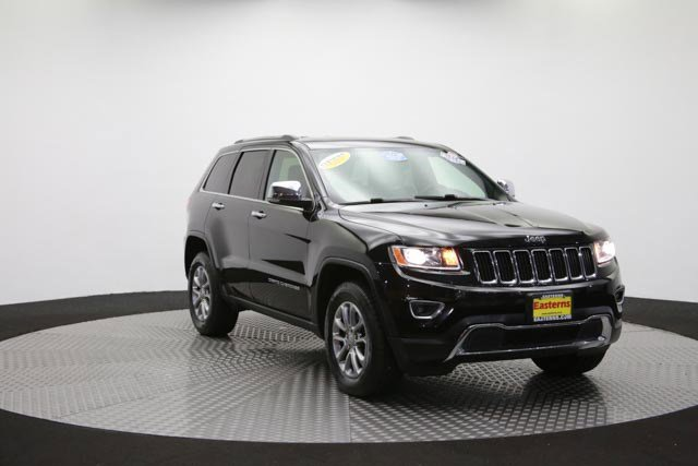 2016 Jeep Grand Cherokee for sale 122540 47