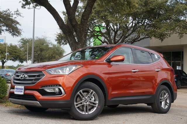 New 2017 Hyundai Santa Fe Sport in Irving, TX