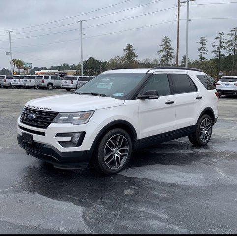 Used 2016 Ford Explorer in Muskogee, OK