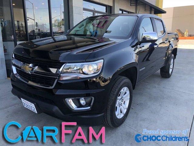 Used 2016 Chevrolet Colorado in Rialto, CA