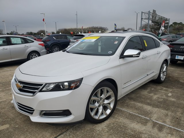 Used 2017 Chevrolet Impala in New Orleans, LA