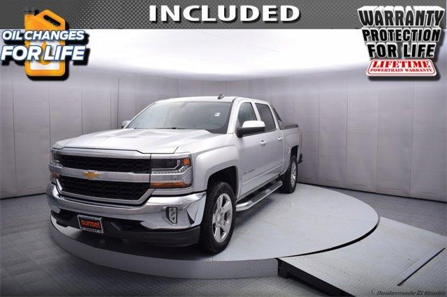 New 2017 Chevrolet Silverado 1500 in Sumner, WA