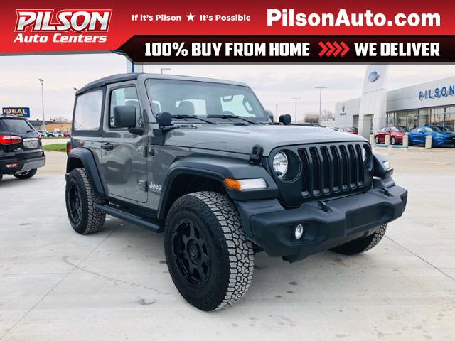 Used 2019 Jeep Wrangler in Mattoon, IL