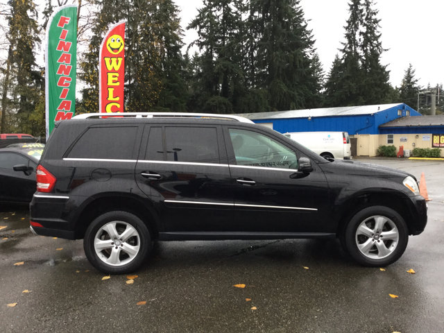Used 2011 Mercedes-Benz GL-Class 4MATIC 4dr GL 450