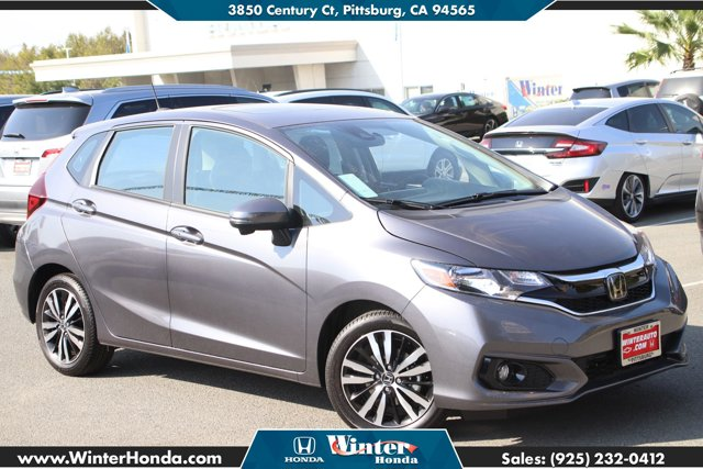 2020 Honda Fit EX-L EX-L CVT Regular Unleaded I-4 1.5 L/91 [5]