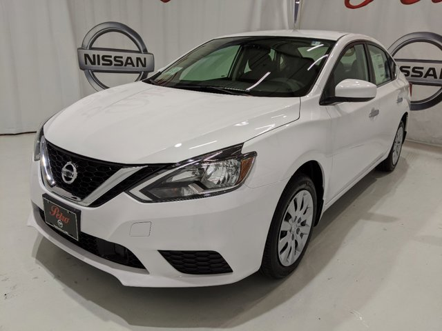 New 2019 Nissan Sentra in Hattiesburg, MS