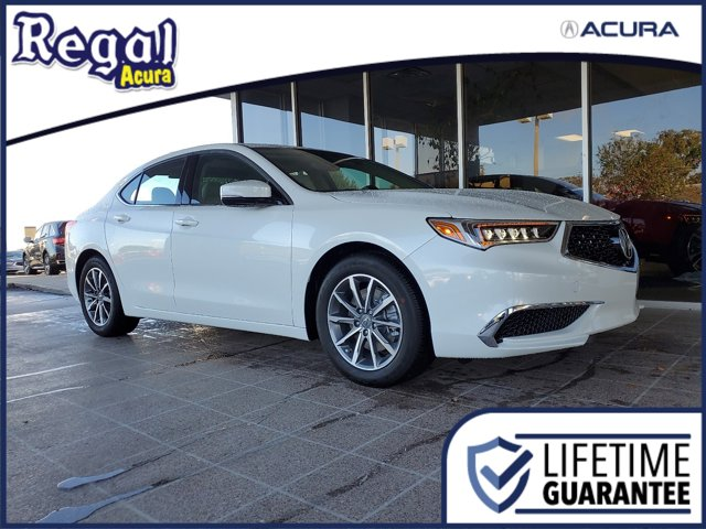 New 2020 Acura TLX in Lakeland, FL