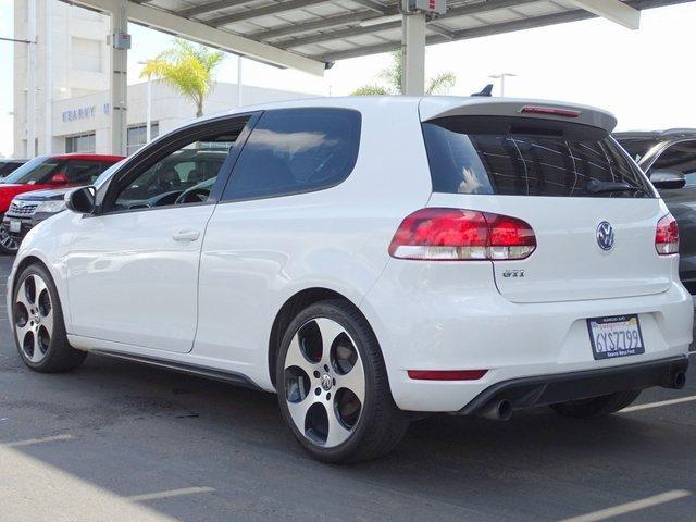 Used 2013 Volkswagen GTI 2dr HB Man PZEV