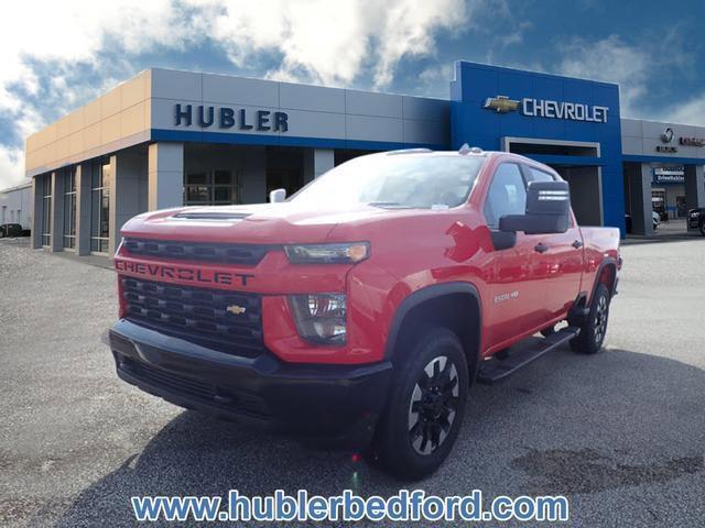 New 2020 Chevrolet Silverado 2500HD in Indianapolis, IN