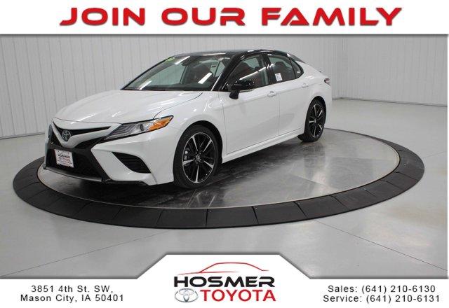 New 2020 Toyota Camry in Mason City, IA