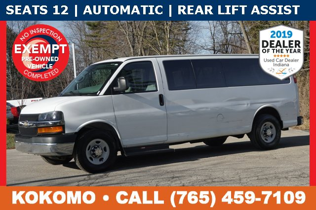 Used 2012 Chevrolet Express Passenger in Indianapolis, IN
