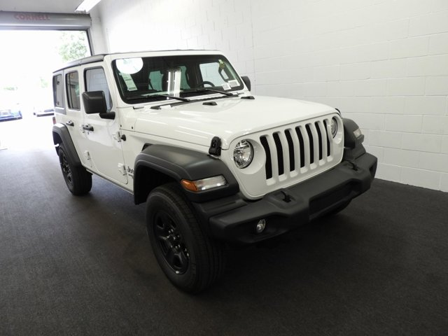 New 2019 Jeep Wrangler Unlimited in Lakeland, FL