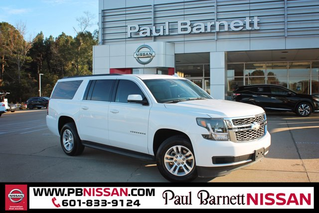 Used 2015 Chevrolet Suburban in Brookhaven, MS