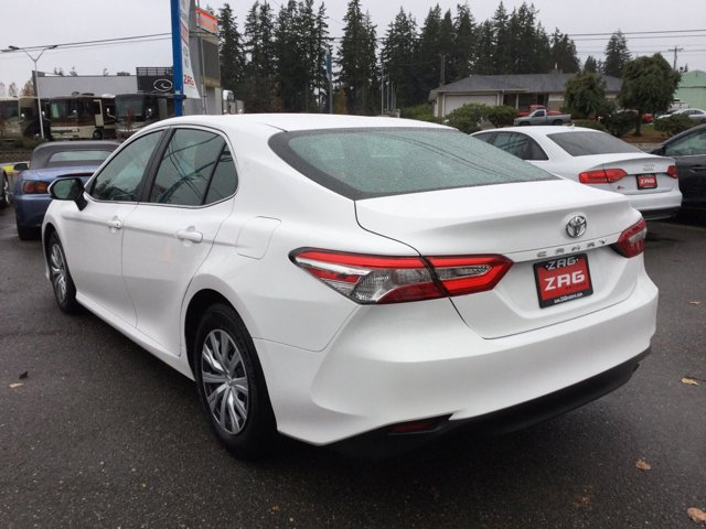 Used 2018 Toyota Camry L Auto