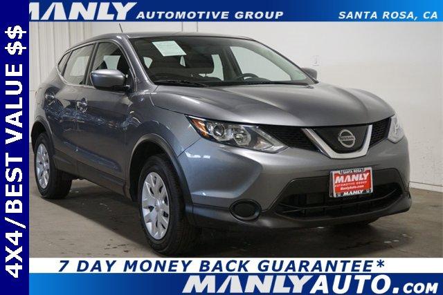 Used 2019 Nissan Rogue Sport in Santa Rosa, CA