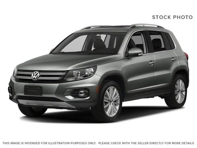 2017 Volkswagen Tiguan COMFORTLINE 4MOTION 4dr Comfortline 4 Cylinder Engine [7]