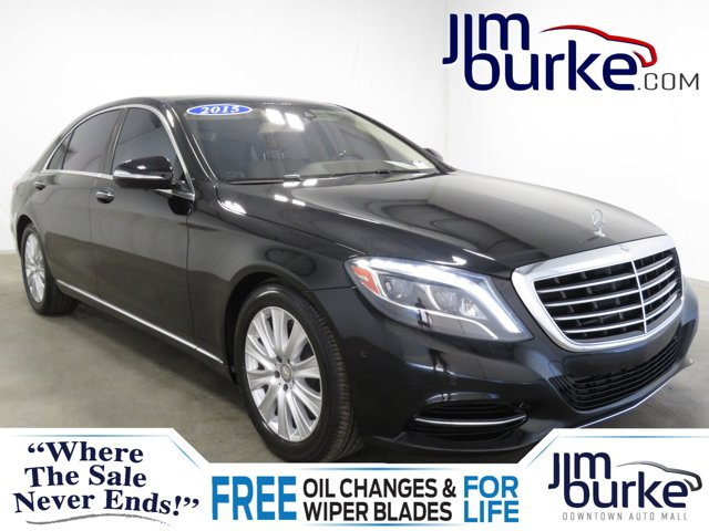Used 2015 Mercedes-Benz S-Class in Birmingham, AL