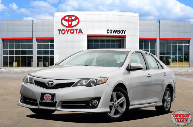 Used 2012 Toyota Camry in Dallas, TX