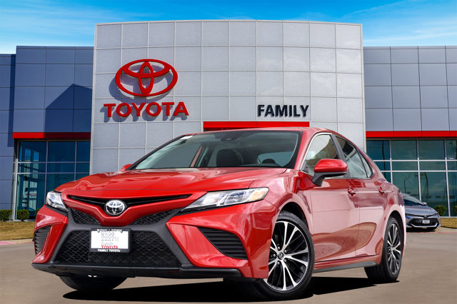 Used 2020 Toyota Camry in Burleson, TX