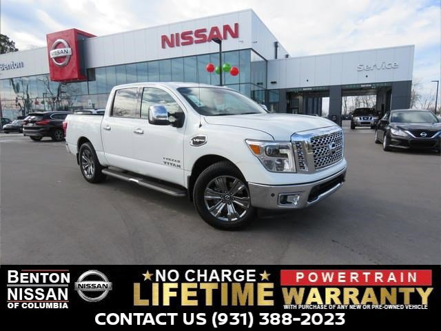 Used 2017 Nissan Titan in Columbia, TN