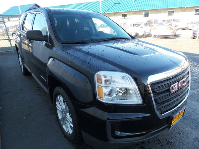 Used 2017 GMC Terrain AWD SLE