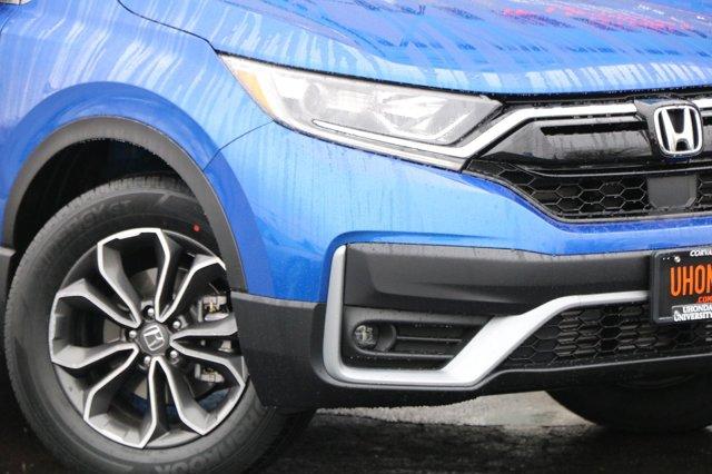 New 2020 Honda CR-V EX AWD