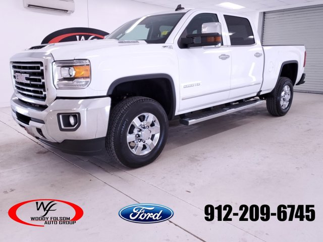 Used 2019 GMC Sierra 2500HD in Baxley, GA