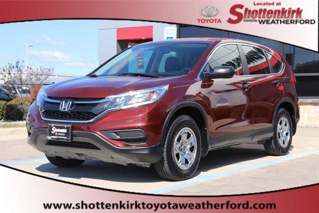 Used 2015 Honda CR-V in Granbury, TX