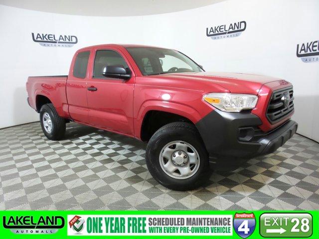 Used 2018 Toyota Tacoma in Lakeland, FL