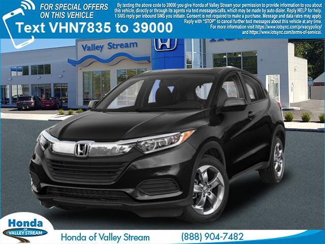 2020 Honda HR-V LX LX AWD CVT Regular Unleaded I-4 1.8 L/110 [1]