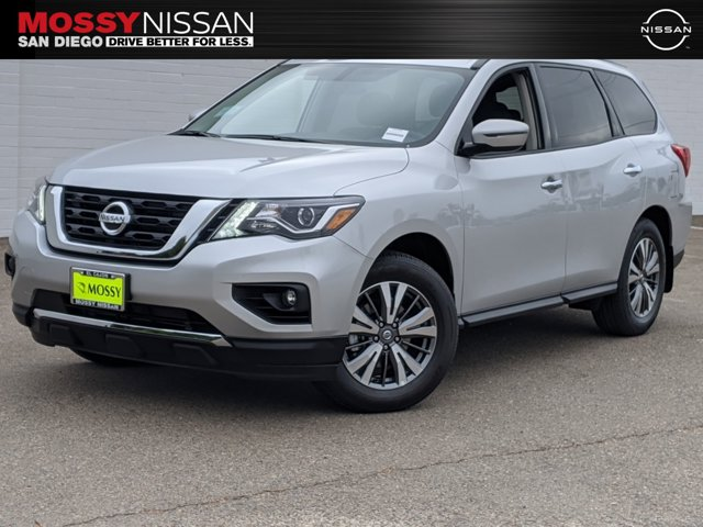 2020 Nissan Pathfinder SV – 2WD FWD SV Regular Unleaded V-6 3.5 L/213 [11]