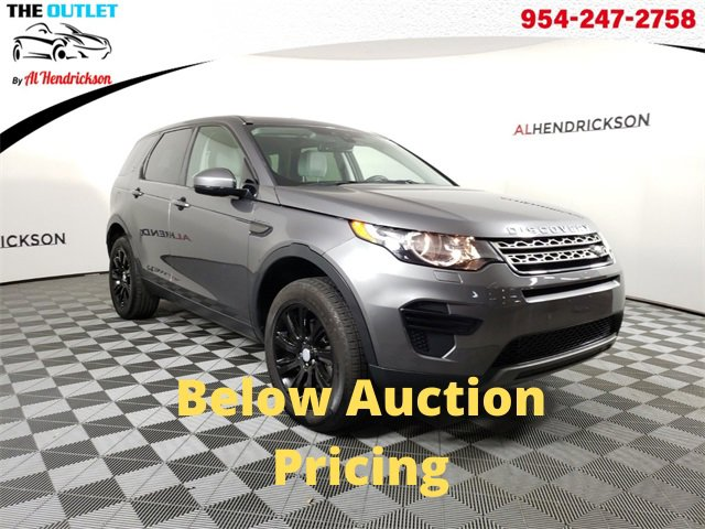 Used 2016 Land Rover Discovery Sport in Coconut Creek, FL