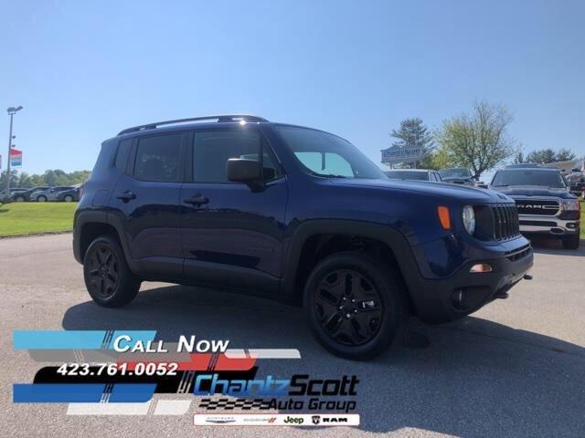 New 2019 Jeep Renegade in , AL