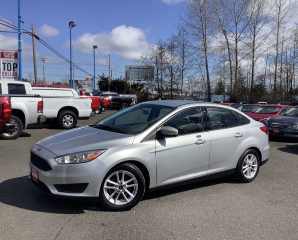 Used 2015 Ford Focus 4dr Sdn SE