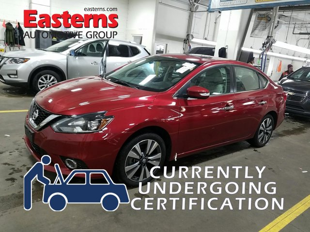 2017 Nissan Sentra SL Premium Technology 4dr Car