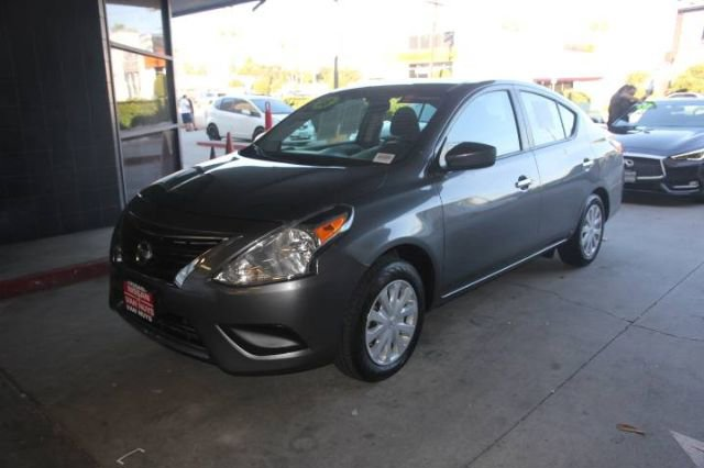 2018 Nissan Versa Sedan SV SV CVT Regular Unleaded I-4 1.6 L/98 [11]