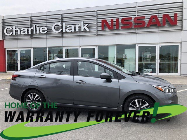 2020 Nissan Versa SV SV CVT Regular Unleaded I-4 1.6 L/98 [7]