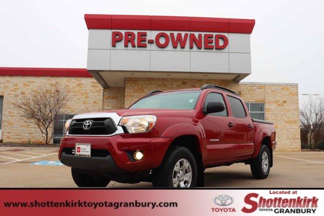 Used 2015 Toyota Tacoma in Granbury, TX