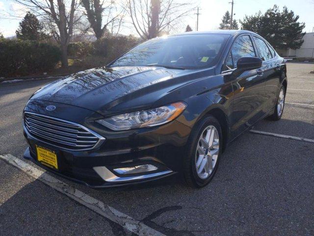 Used 2017 Ford Fusion in Spokane, WA