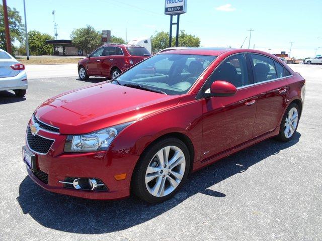 Used 2014 Chevrolet Cruze in Llano, TX