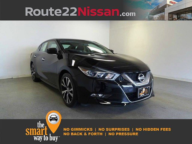 2017 Nissan Maxima S S 3.5L Premium Unleaded V-6 3.5 L/213 [1]
