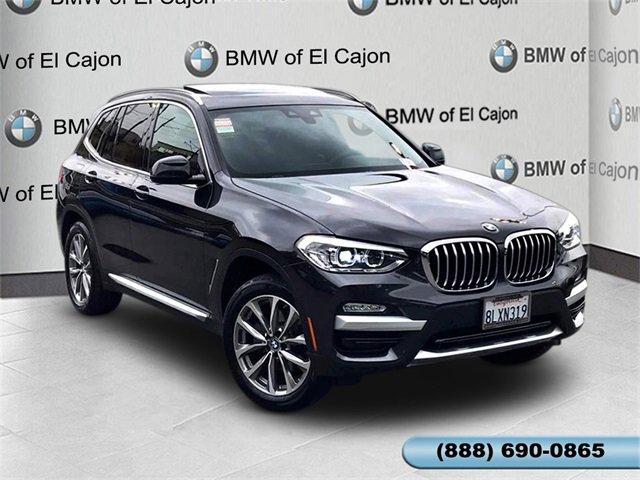Used 2019 BMW X3 in Chula Vista, CA