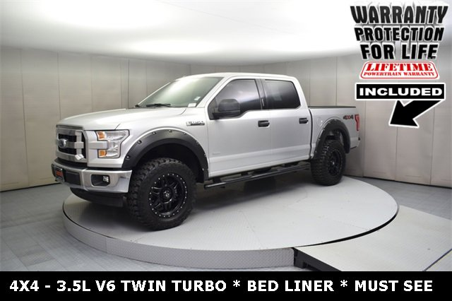 Used 2017 Ford F-150 in Sumner, WA