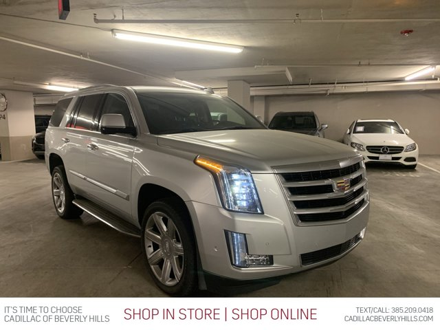 2020 Cadillac Escalade Luxury 4WD 4dr Luxury Gas V8 6.2L/376 [6]