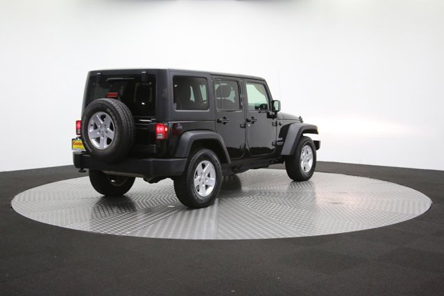 2016 Jeep Wrangler Unlimited for sale 124726 35